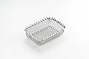 Yoshikawa Stainless Square Shape Draining