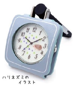 20 Reserved items Travel Nurse Karabiner Attached Watch Blue