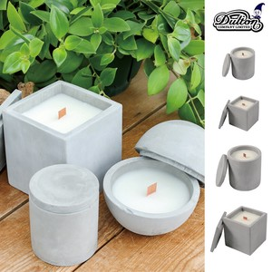 ■2021SS 新作■ Woodwick candle in pot with lid