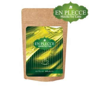 エンプレッセ 抹茶豆乳ラテ (EN PLECCE Matcha Soy Latte) 女性用 美容 健康 抹茶味ドリンク 日本製