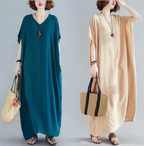 One-piece Dress Long One-piece Dress Maxi One-piece Body Type Cover