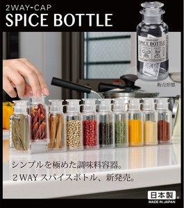 Spices Bottle