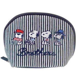 Round Pouch Snoopy SNOOPY PEANUTS