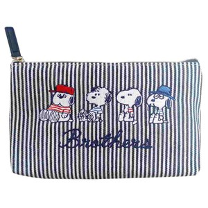 Flat Pouch Snoopy SNOOPY PEANUTS