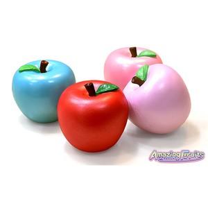 Amazing Fruits ビックアップルスクイッシーマスコット
