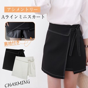 Mini Skirt Skirt Skirt Short Flare Skirt Ladies Mini