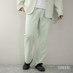 [2021 New Product] Pants Men's Suit Set Stretch High-waisted Tuck Kersey