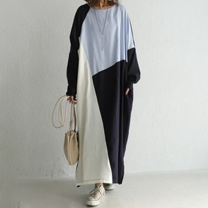 114 [reccomendations in 2021] Long Sleeve T-shirt One-piece Dress