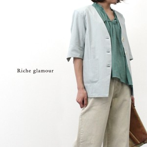 [2021 New Product] Linen Non-colored Jacket 99
