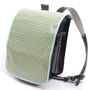 Limit School Bag Cover Green Checkered Admission Admission