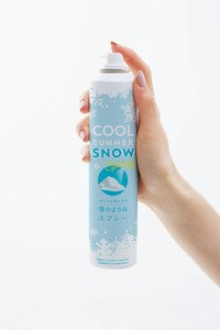 COOL SIMMER SNOW 冷感スプレイ