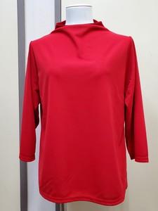 ★2021新作新色★ 【M~L】NICE COOL Tシャツ 7分袖 Cool Touch