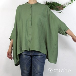 Natural Dolman Silhouette Blouse 20 Natural