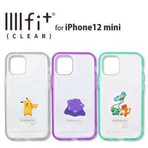Pocket Monster Clear iPhone Case