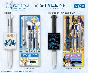 Ballpoint Pen Fate/Grand Order Style Fit 3 Colors Holder