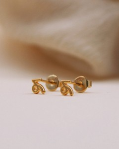 Cap Mini Pierced Earring