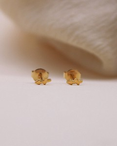 aire Mini Pierced Earring