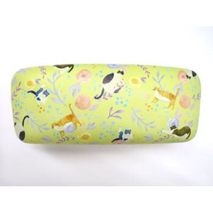 Cat Rule Eyeglass Case