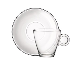 Cup 30ml Saucer