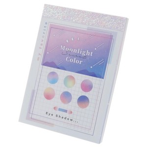 Memo Pad KAWAII Mini-Mini Memo Pad Moonlight Color