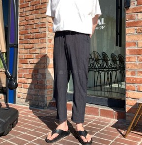 [2021 New Product] Linen Ankle Pants