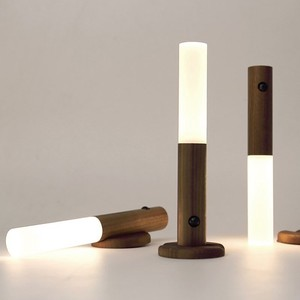 Wood Grain Natural Wood Sensor Sensor Light Light LED LED Light