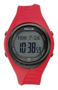SOLUS タッチ式心拍計測機能付き TEAM SPORTS300 デジタルウォッチ