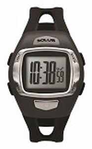 SOLUS プッシュ式心拍計測機能付き LEISURE 930 デジタルウォッチ