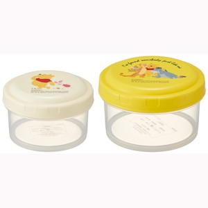 Round type Food Container