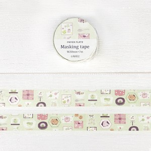 Ume Washi Tape Slightly Japanese confectionery