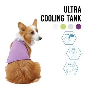 【2021新作】ULTRA COOLING TANK/瞬間冷却生地使用