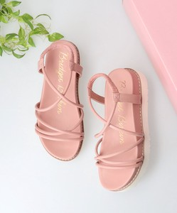 20 Bird tube Closs Flat Sandal