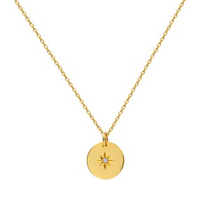 HOO GOLD Necklace
