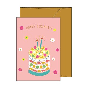 Kitera Birthday Card Illustration Birthday Card