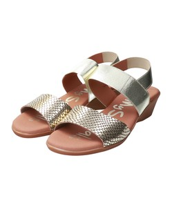 20 AL Metallic Edge Sole Sandal