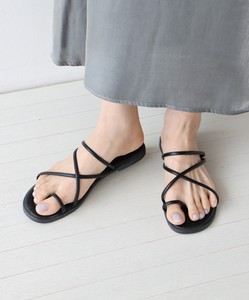 [2021 New Product] Strap Flat Sandal