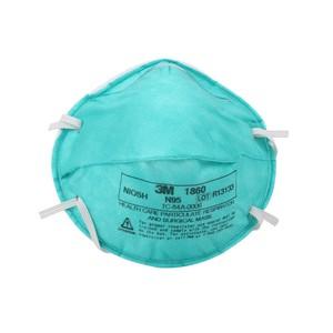 3M™ N95微粒子用マスク 1860 レギュラーサイズ 20枚