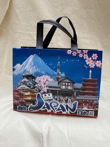 オリジナル不織布バッグ【和雑貨・和土産・日本・JAPAN・原宿】
