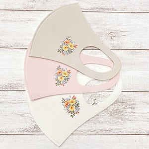 Flower Print Fit Mask