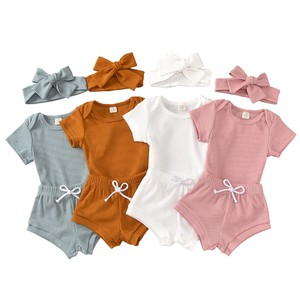 20 Short Sleeve Cover Kids Suits