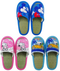 Character Slipper Ladies Snoopy Mick