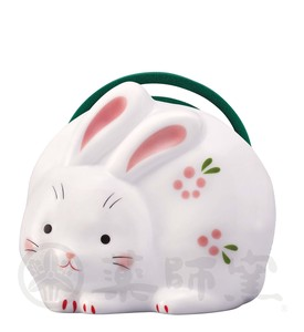 Flower Rabbit Mosquito Coil Stand type