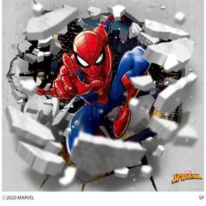 MARVEL SPIDER-MAN(マーベル スパイダーマン) ウォールペーパー 6シートタイプ