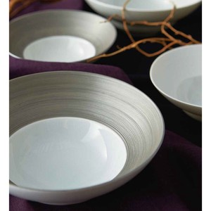 Mino Ware Plates White Porcelains Made in Japan