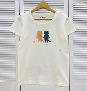 ☆Tシャツ☆4匹のネコ