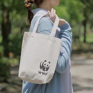 WWFリサイクルコットンコンビニバッグ(10枚入)