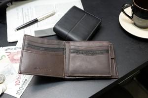JK-1  2つ折り財布(小銭入れ・KEYリング付)
