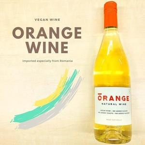 オレンジワイン ナチュナル 【オーガニック】