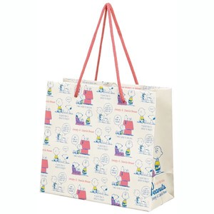 Handle Paper Lunch Bag Bag Snoopy