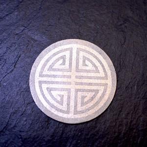 錫miniプレート(シノワズリ)